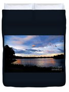 Thompson Lake 3 Duvet Cover