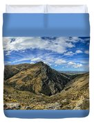 Thomson Gorge Duvet Cover