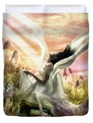 Thorn Duvet Cover by Mo T