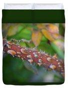 Thorns Duvet Cover