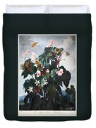 Thornton: Begonia Duvet Cover