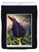 Thornton: Dragon Arum Duvet Cover