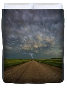 Thor's Chariot  Duvet Cover