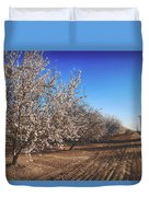 Those Country Roads Duvet Cover