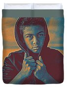 Thoughtful Youth 11 Duvet Cover