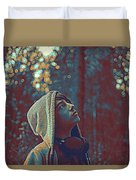 Thoughtful Youth 12 Duvet Cover