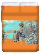 Thoughtful Youth 7 Duvet Cover