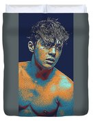 Thoughtful Youth Series 13 Duvet Cover
