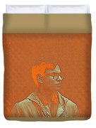 Thoughtful Youth Series 19 Duvet Cover
