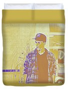 Thoughtful Youth Series 30 Duvet Cover