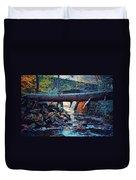 Three Bridges  Duvet Cover
