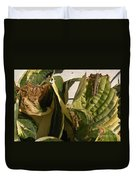 Three Different Differential Grasshoppers     July      Indiana Duvet Cover