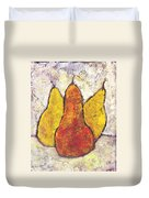 Three Pears Duvet Cover