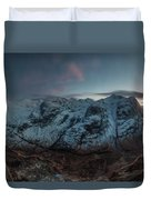 Three Sisters After Dark  Duvet Cover