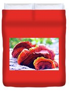 Three Upon A Tree Duvet Cover