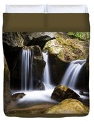 Three Waterfalls Duvet Cover