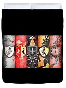 Thrones Duvet Cover
