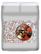 Through The Looking Glass #3 Duvet Cover