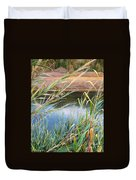 Through The Thickets Duvet Cover