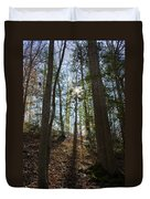 Through The Woods Duvet Cover