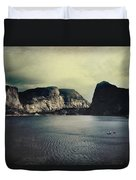 Through Thick Or Thin Duvet Cover by Laurie Search