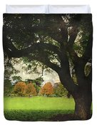 Throw Your Arms Around The World Duvet Cover