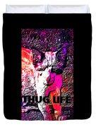 Thug Life Duvet Cover