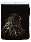 Thunder Bird Duvet Cover