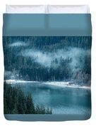 Thunder Lake Duvet Cover