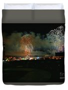 Thunder Over Louisville 2016 Duvet Cover