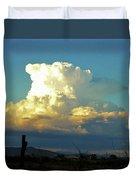 Thunderhead Cloud Duvet Cover
