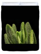Thyme Leaves Duvet Cover