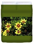 Tickseed Duvet Cover