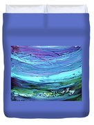 Tidal Pool Duvet Cover