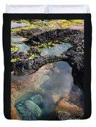 Tidal Pool Duvet Cover