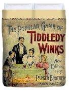 Tiddledy Winks Duvet Cover