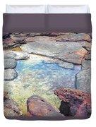 Tide Pool Duvet Cover