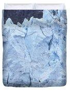 Tidewater Glacier In Glacier Bay Duvet Cover