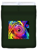 Tie Died Dreams Duvet Cover
