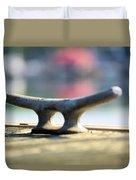 Tie Down Duvet Cover