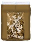Tiepolo: Saint Jerome Duvet Cover