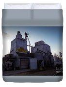 Tiffany Feed And Supply Duvet Cover by Viviana Nadowski