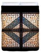 Tiffany Sidewalk Duvet Cover