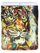 Tiger #2 Duvet Cover
