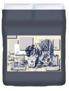 Tiger 5 Duvet Cover