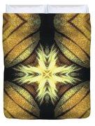 Tiger Cross Duvet Cover