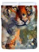 Tiger Hotty Totty Style Duvet Cover