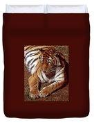 Tiger I Duvet Cover