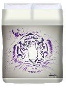 Tiger Duvet Cover