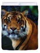 Tiger Land Duvet Cover
